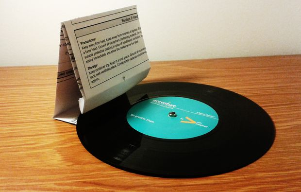 How-To: Paper Record Player