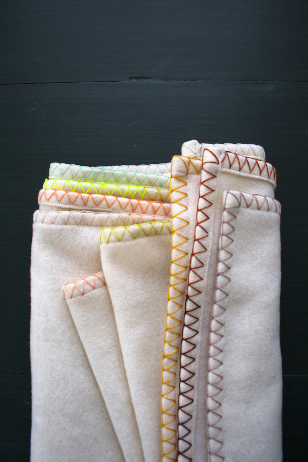 How-To: Ombre-Edge Throw