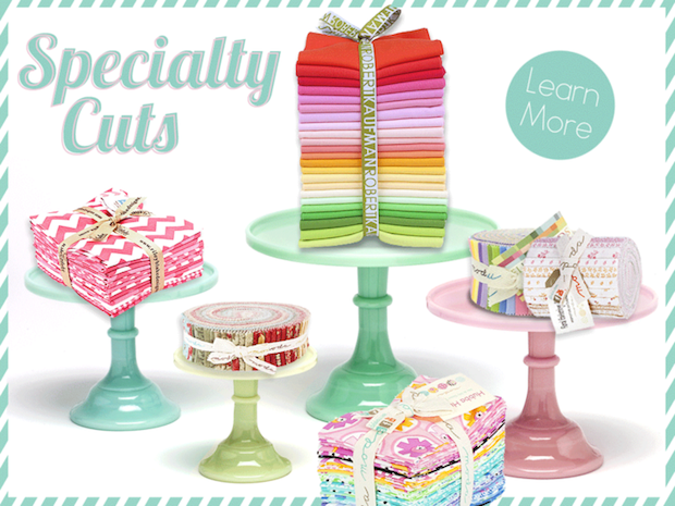 Quilting and Fabric Crafting Basics: A Lesson in Pre-Cut Fabric Bundles