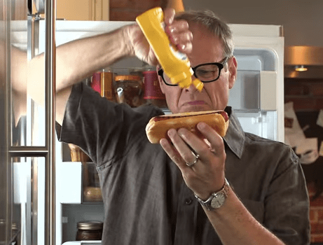 How-To: Easy DIY Mustard Caddy Hack For Your Refrigerator