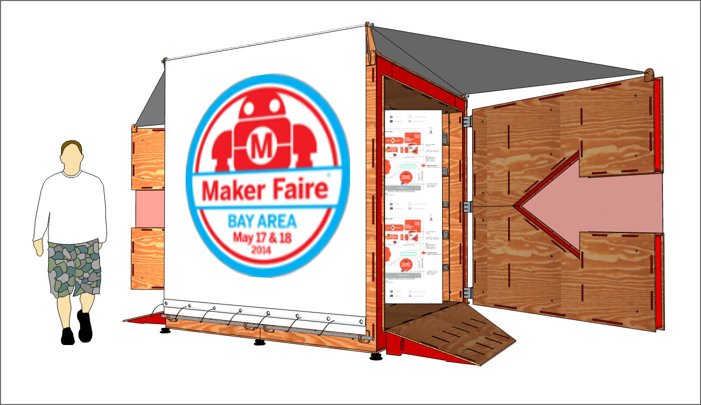 And the Winner of the Maker Faire Design Challenge is…