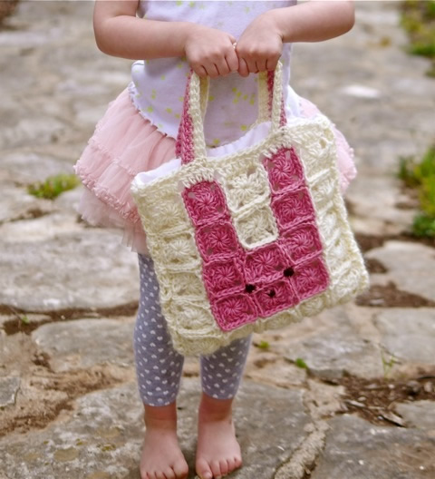 Flashback: Peeps-a-Boo Bag From Vickie Howell