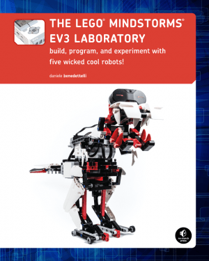 Review: The Lego Mindstorms EV3 Laboratory
