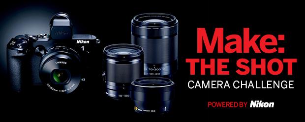 NikonMakeTheShotCameraChallenge