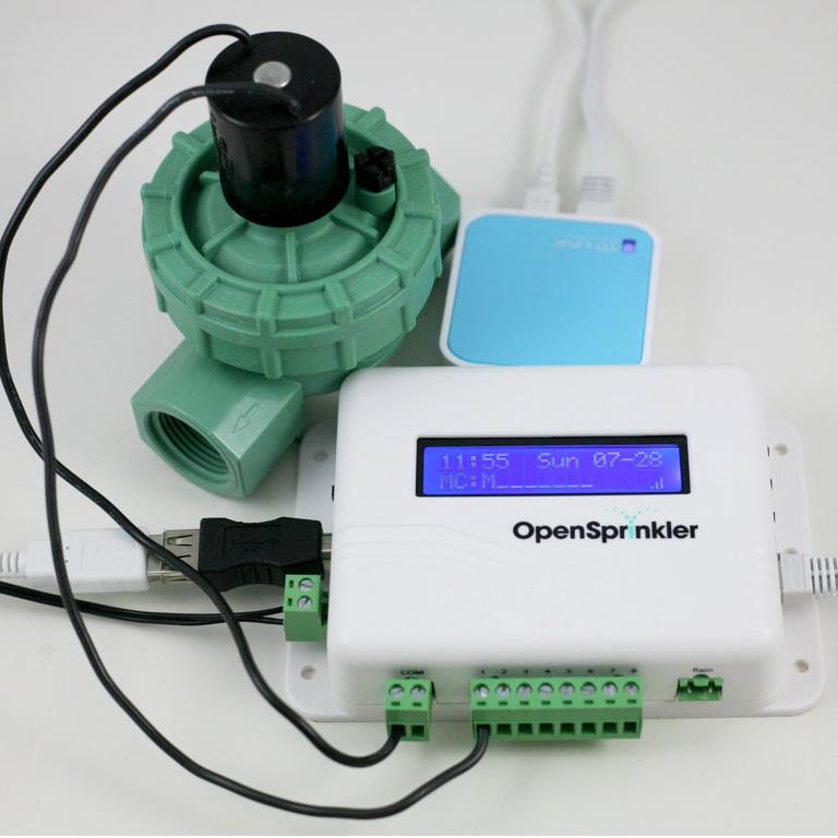 OpenSprinkler