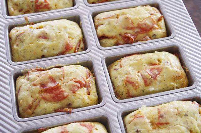 How-To: Pizza Loaves