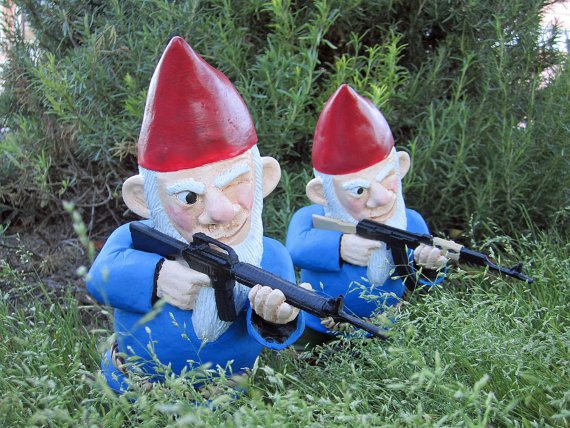 Gnome Thy Enemy