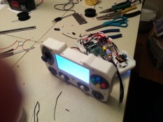 095 - Testing the display before final integration
