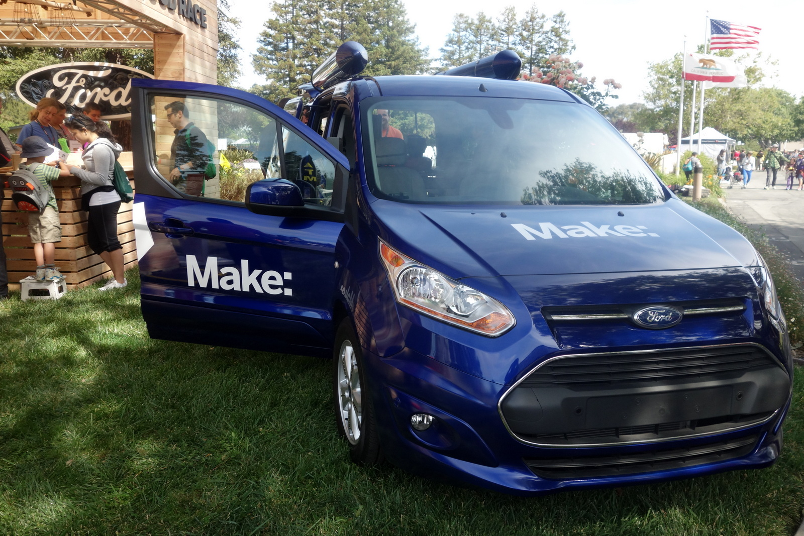 The Hackmobile Unveiled