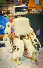 According to the founders, Arcbotics is planning a third Kickstarter robot campaign this Fall - an under $500 humanoid robot kit that will feature advanced functionality to rival kits that currently sell for double that or more.