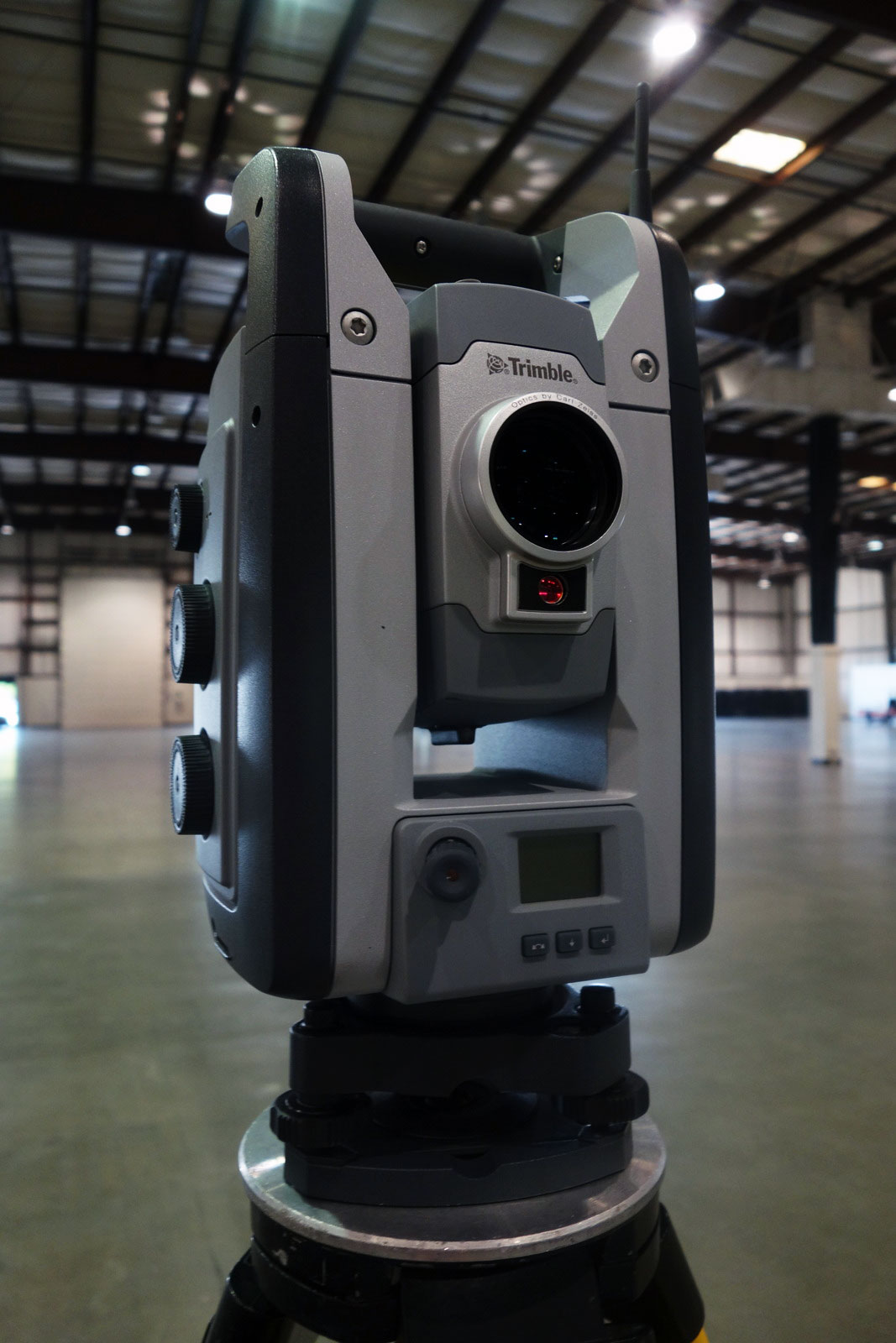 Behind the Scenes: Mapping Maker Faire with Trimble's S8 Total Station