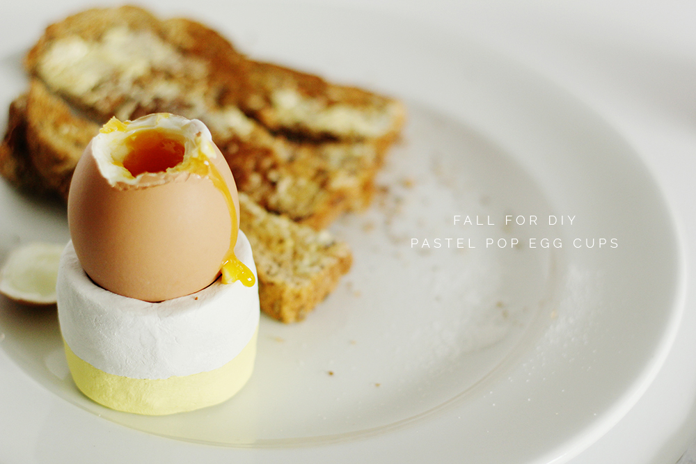 How-To: DIY Egg Cups