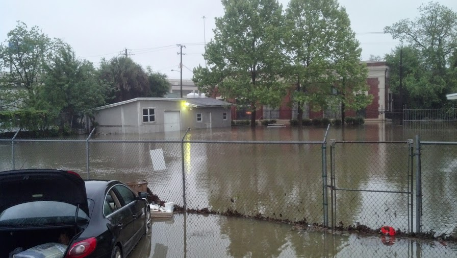 Pensacola Hackerspace Devastated By Flooding