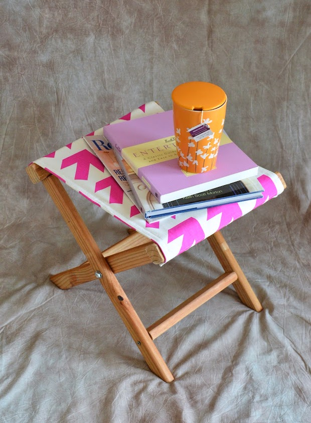 How-To: Folding Camp Stool