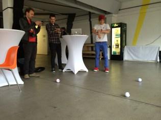Cylon.js Workshop at ThingsCon in Berlin