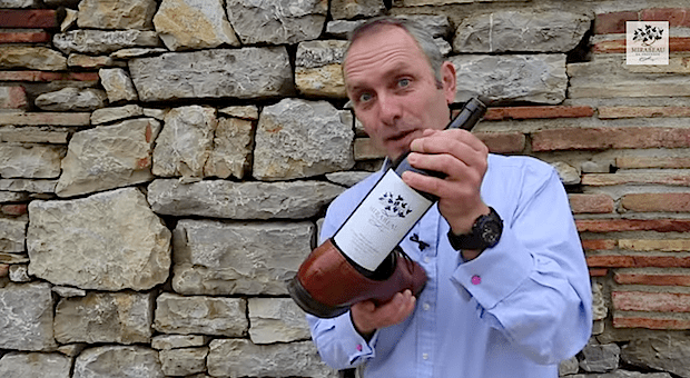 Wine Hack: How To Open a Bottle of Wine without a Corkscrew
