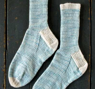 Knitting Pattern For Diabetic Socks : socks News, Reviews and More Make: DIY Projects and ...