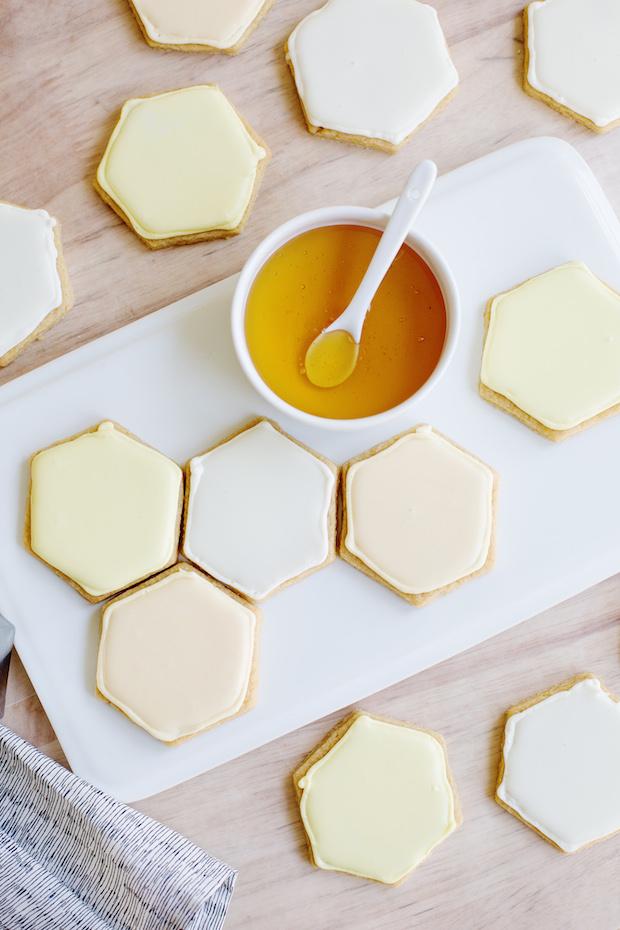 Recipe: Honeycomb Sugar Cookies