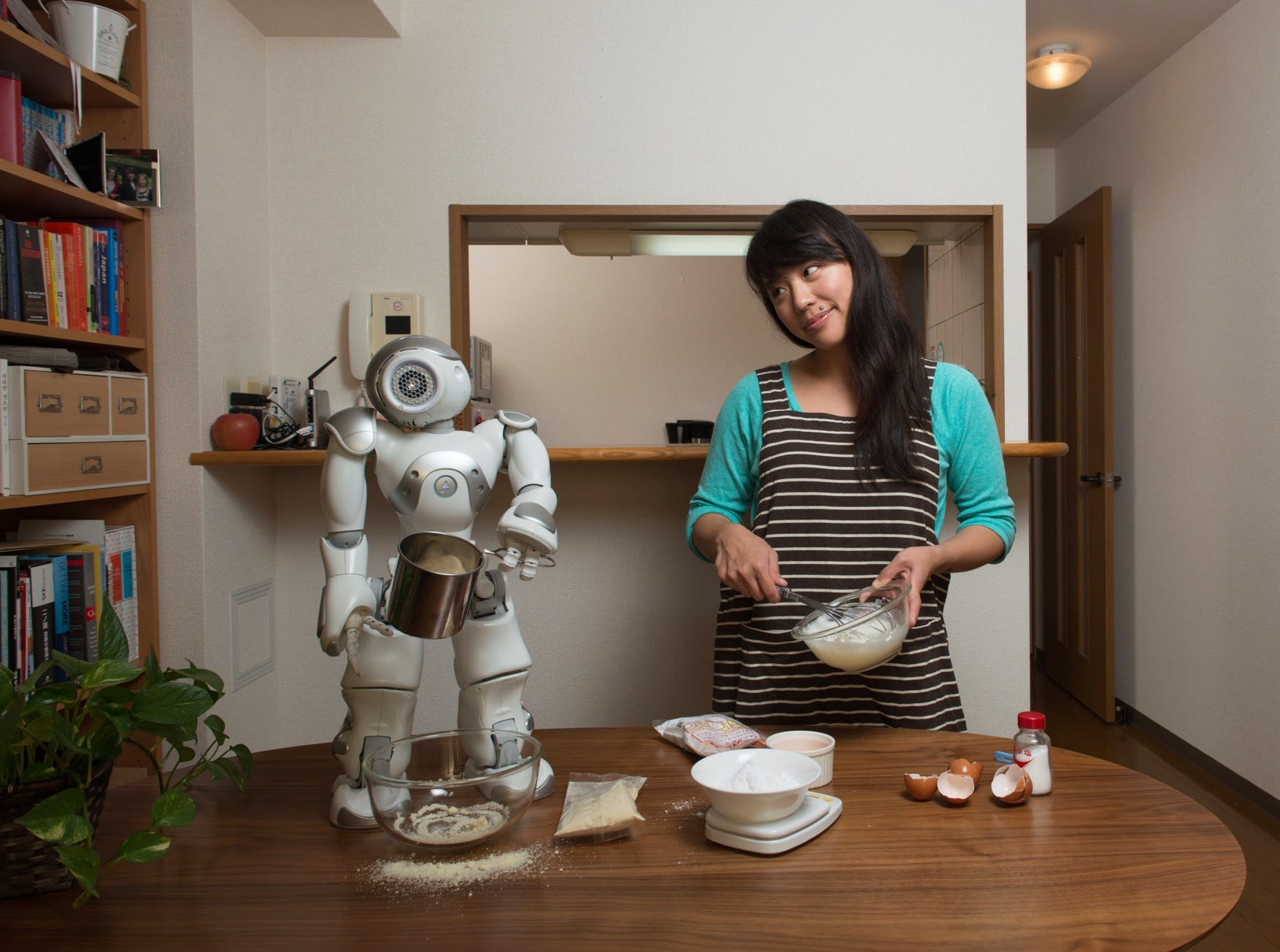 Angelica Lim Works at the Intersection of Functional and Social Robots