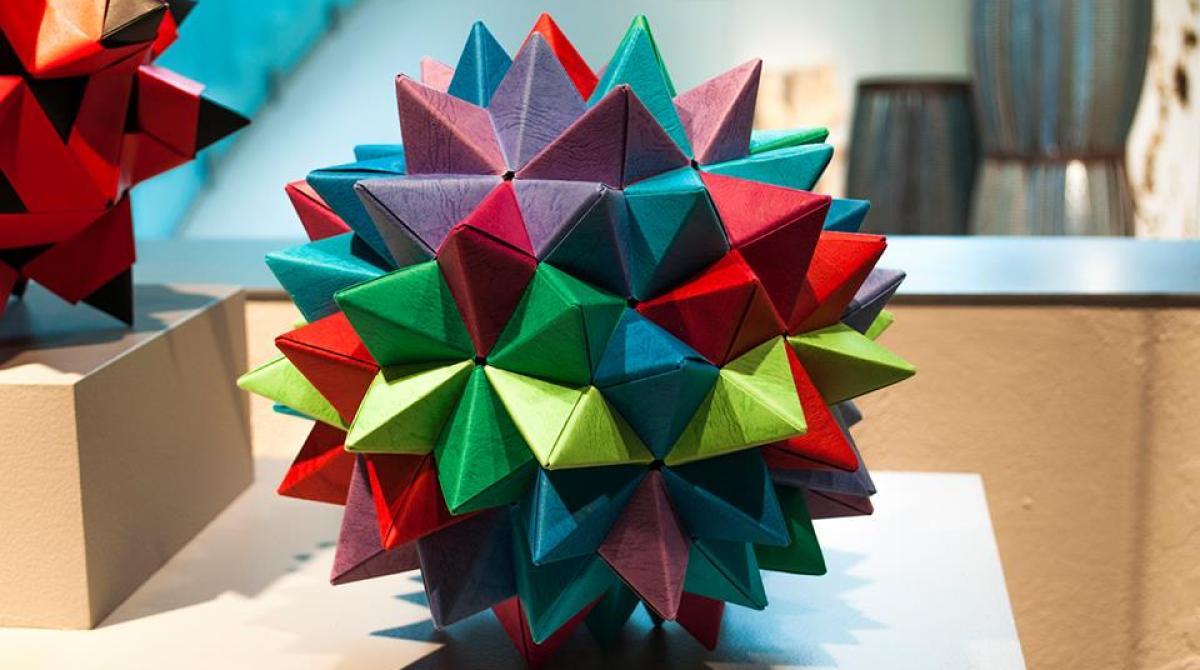 Origami Exhibition at Bellevue Arts Museum