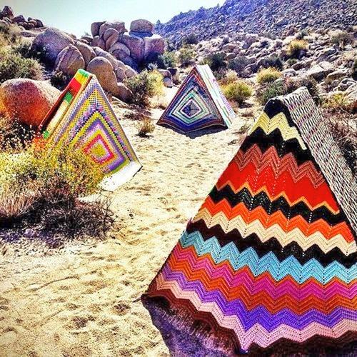 Desert Appliqué