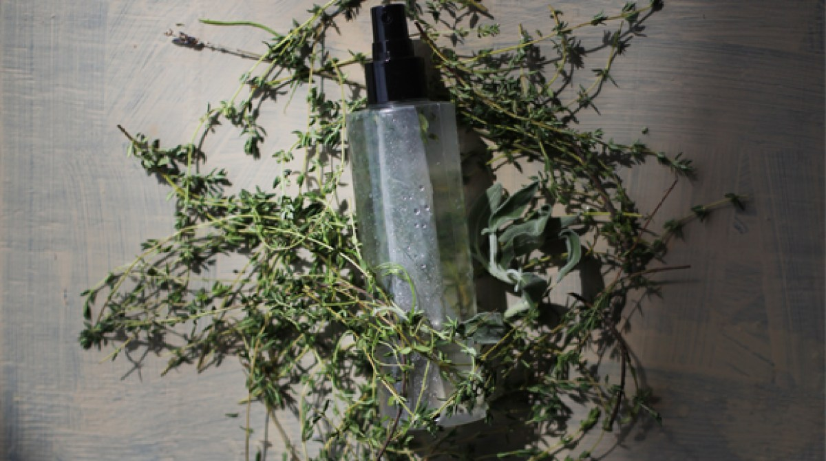 How-To: Homemade Natural Bug Spray