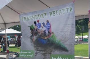 trashboat regatta