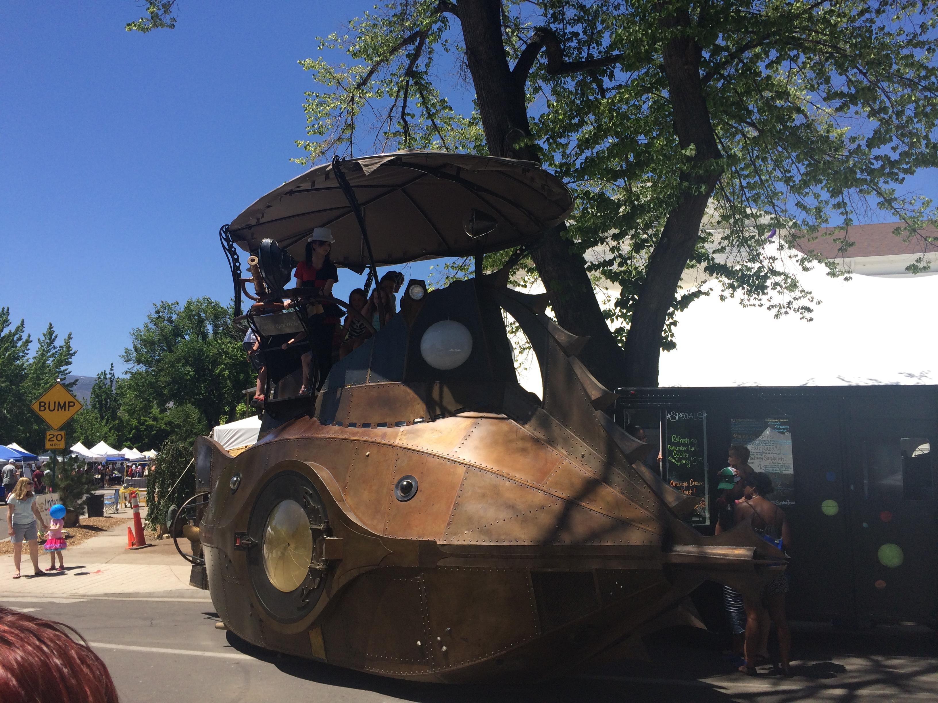 Reno Mini Maker Faire Recap!