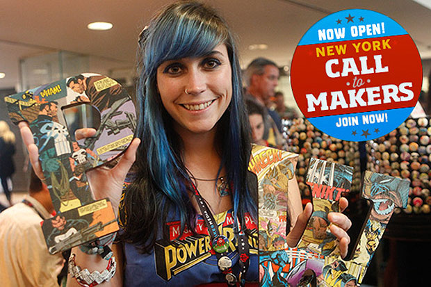Calling all Makers: Apply Now to the 5th Annual World Maker Faire New York!