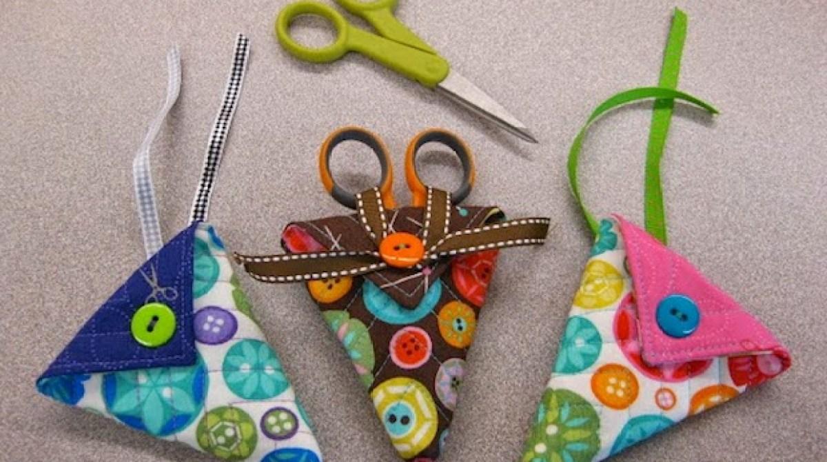 How-To: Scissors Case