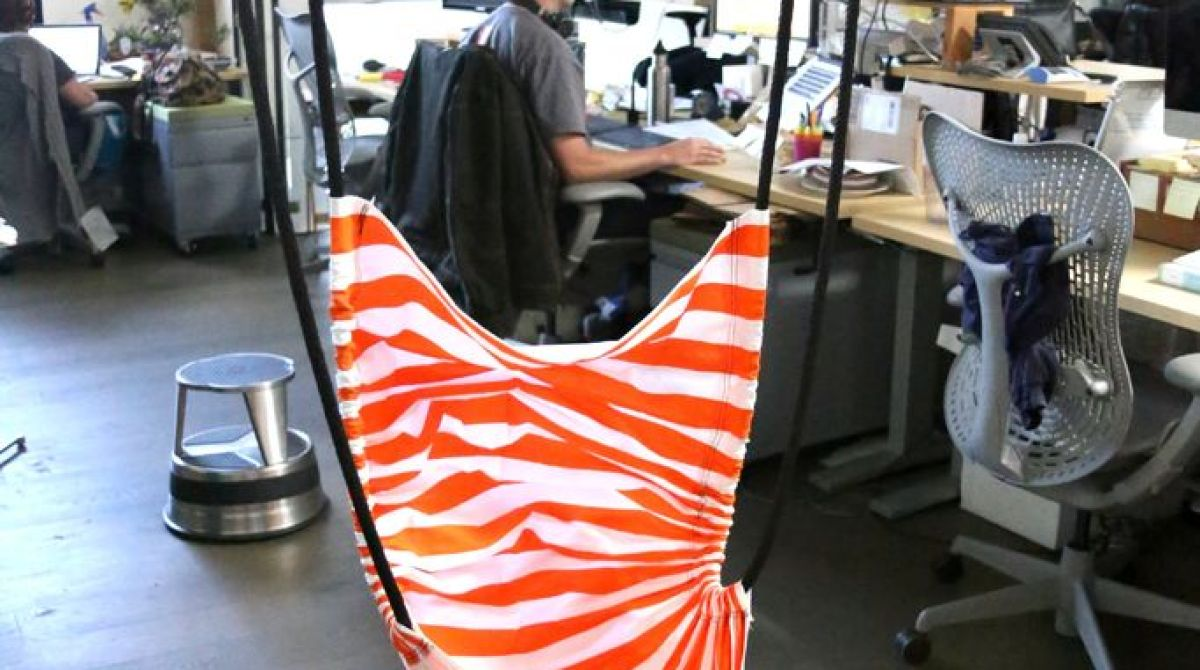 How-To: Office Hammock Chair