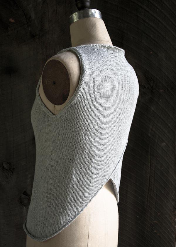 Summer Wardrobe: Knit Tulip Tank Top