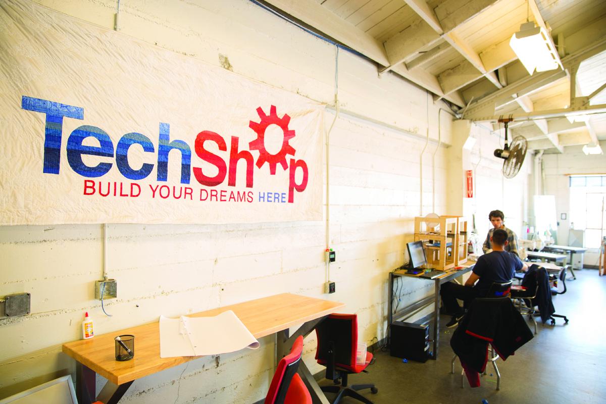 TechShop Closes Doors, Files Bankruptcy