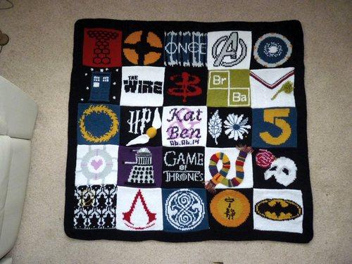 The Blanket of Geekery