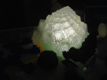 Gorgeous 3Dprinted light by Growthobjects: http://growthobjects.com