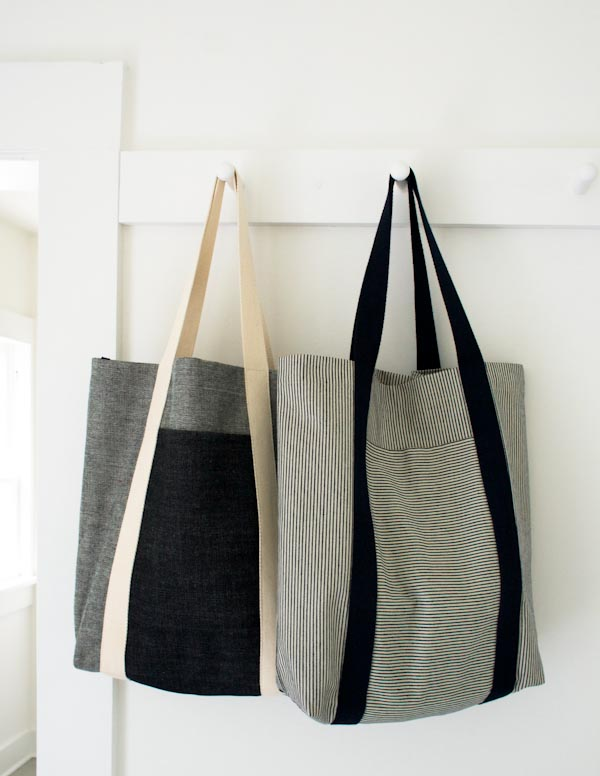 How-To: Railroad Tote