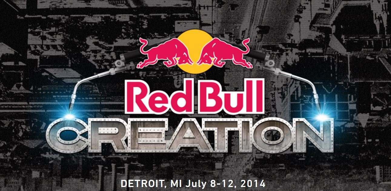 Red Bull Creation Kicks off Next Week : Finalists Announced