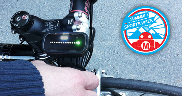 The Transformation of a Bike Radar Device