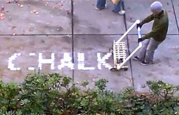 chalk-writer