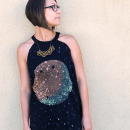 How-To: Galaxy Moon Shirt