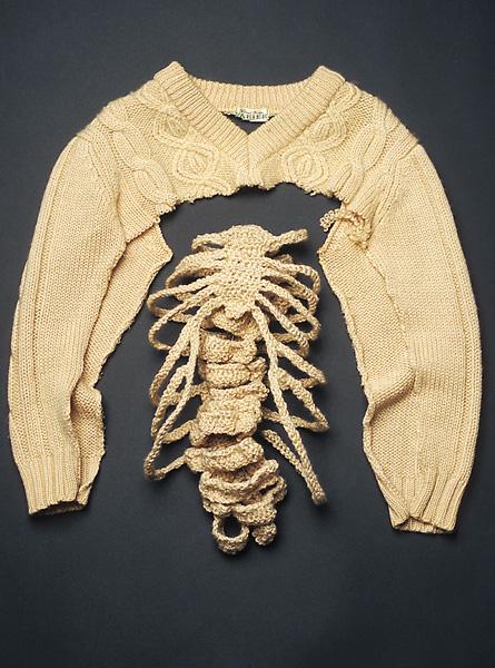 Lydia Kenselaar's Rib Cage Sweater Hack