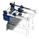 Plan B 3D Printer, DIY Ink Jet Based Powder Printing