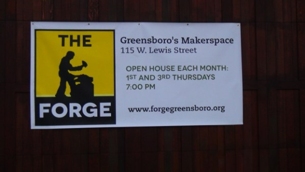 The Forge 115 W Lewis Street, Greensboro NC