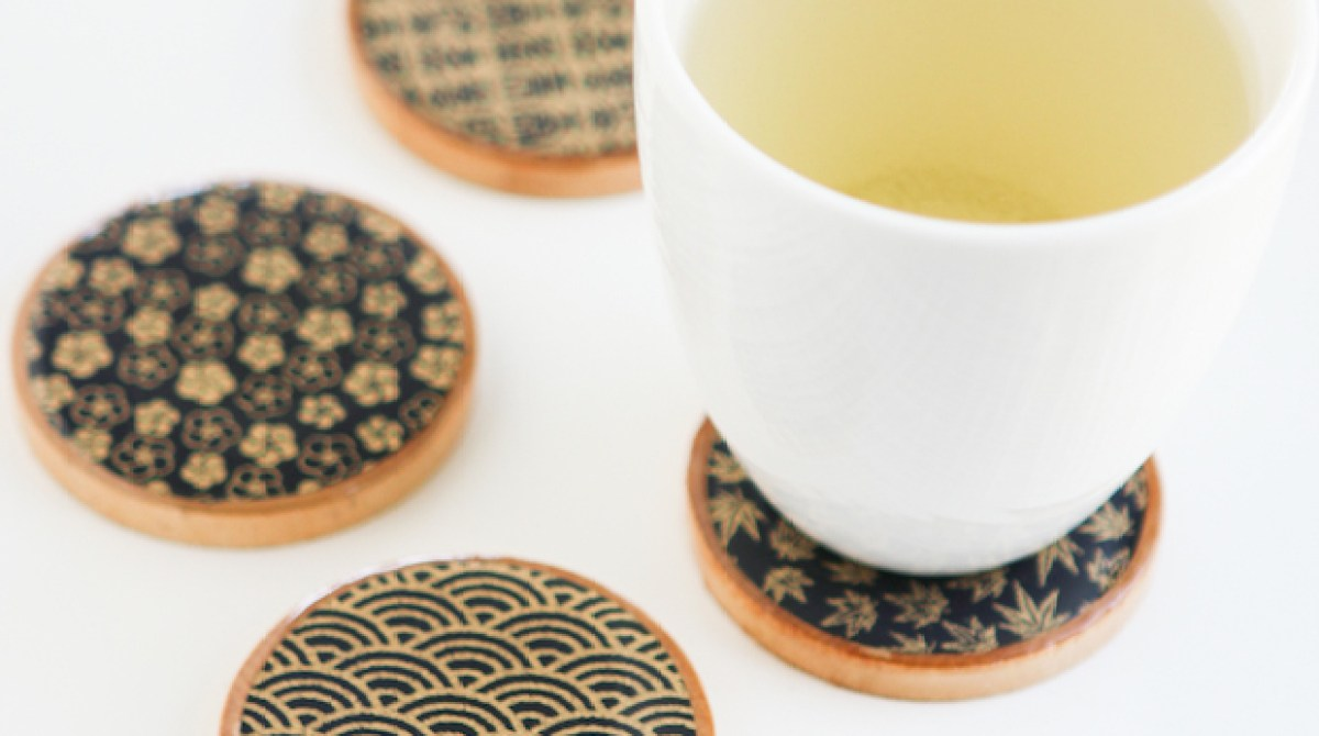 How-To: Teacup Coasters