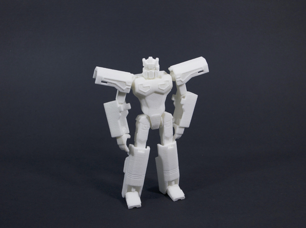 Hasbro and Shapeways Expand Partnership, Allow Fans to Sell Transformers Fan Art and More
