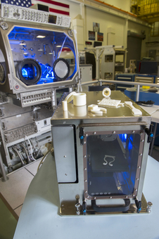 Made in Space 3D Printer Launches Tomorrow Morning