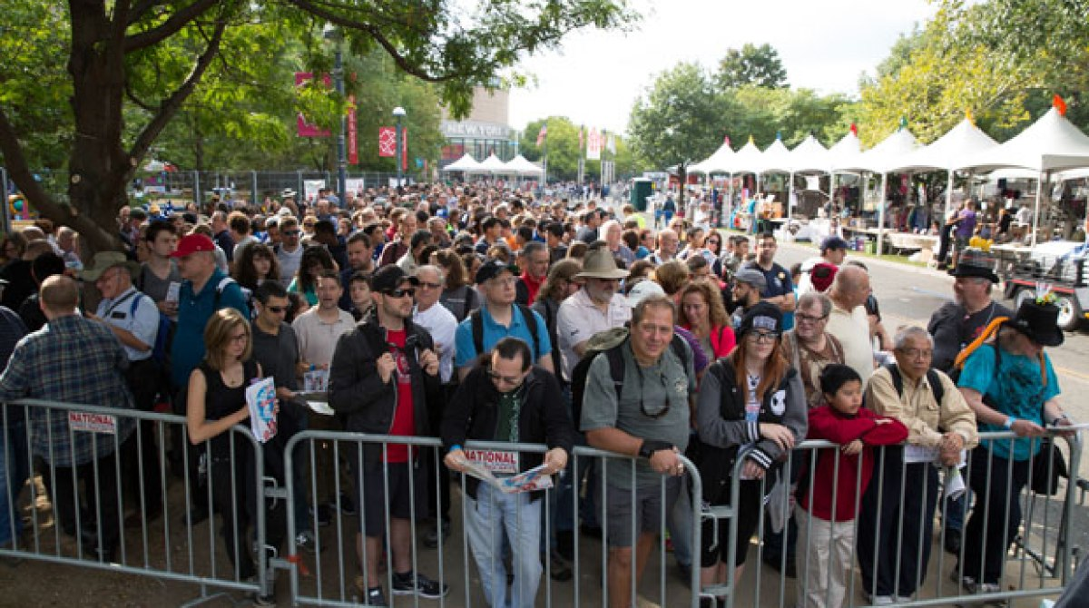 From World's Fair to Maker Faire: Isaac Asimov