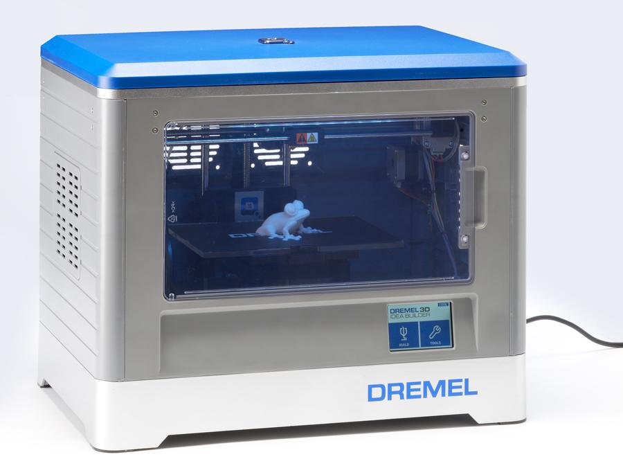 The Idea Builder: Dremel Releases a Mass-Market 3D Printer