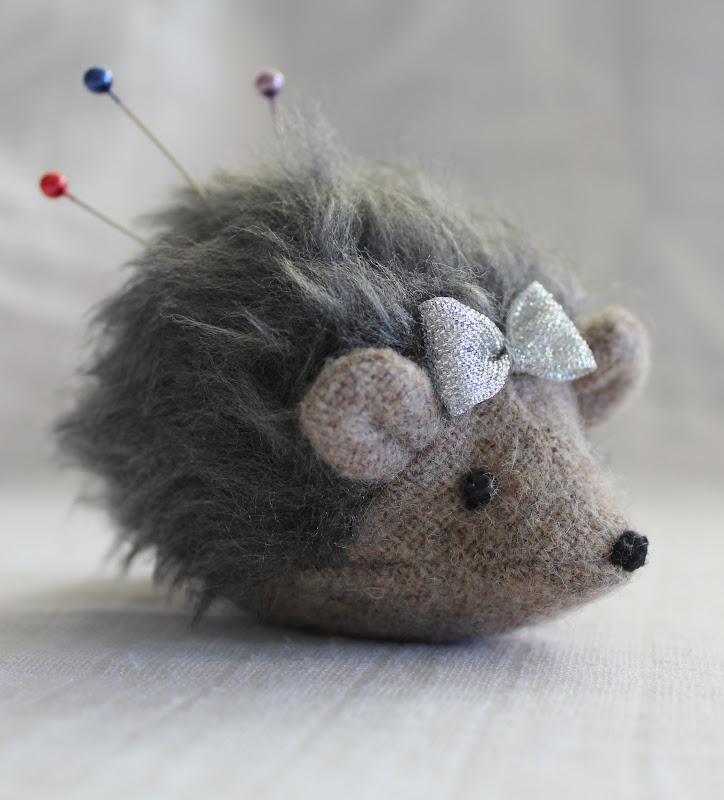 Hedgehog Craft Roundup