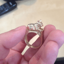 """Hand Made Jewelry Through """"Lost-Wax"""" Casting Methods"""
